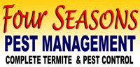 Four Seasons Pest Management Knoxville Tennessee
