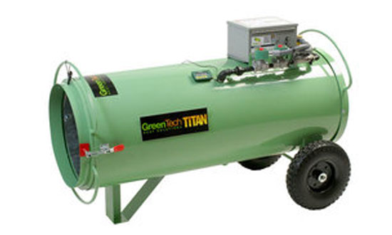 pest control propane bed bug heat treatment system